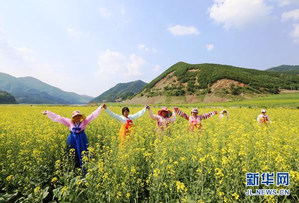"""吉林集安:镶嵌在鸭绿江畔的""""集黄玉"""""""