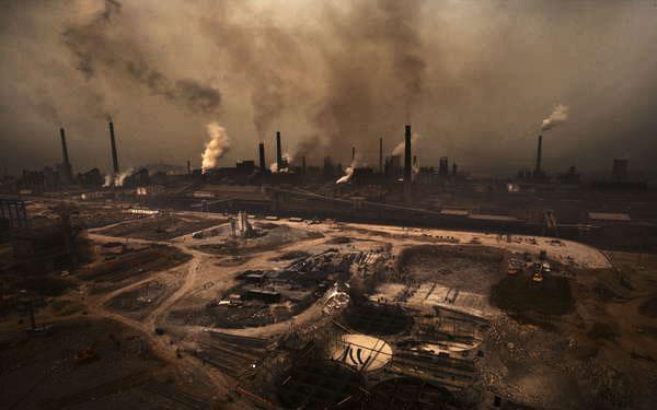 10年来我国重金属污染呈高发态势